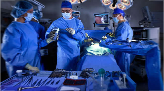 Sonicision Brings Ulrasonic Dissection to the Operating Room
